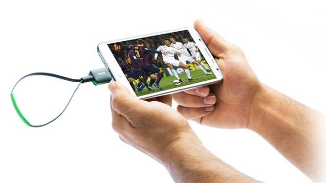 بهترین گیرندههای دیجیتال تلویزیون قابل حمل بر اساس قیمت (مناسب برای گوشی موبایل، تبلت و لپتاپ)