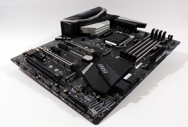 بررسی مادربرد MSI Z370 Gaming Pro Carbon AC؛ گیمینگ زیر نور RGB (همراه با جایزه)