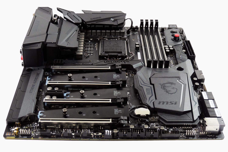 بررسی مادربرد MSI Z370 Godlike Gaming؛ زاده شده برای فرمانروایی