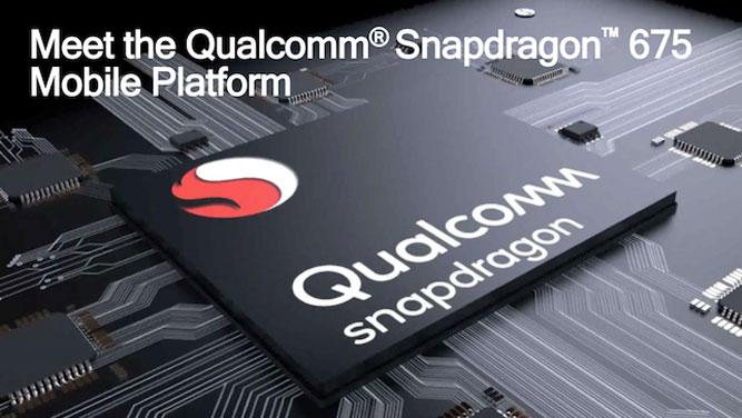 چیپ ست 11 نانومتری Snapdragon 675 با تواناییهای پیشرفته عکسبرداری معرفی شد