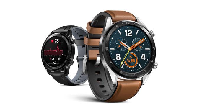 هواوی ساعت هوشمند Watch GT را معرفی کرد؛ «دوام دو هفتهای باتری»