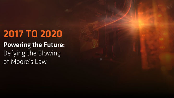 از Zen 2 تا Vega؛ طراحی 7 نانومتری های AMD به پایان رسیده است