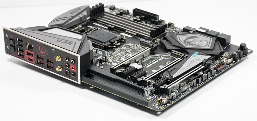 جعبه گشایی و بررسی اجمالی مادربرد MSI MEG Z390 ACE؛ خاص و زیبا