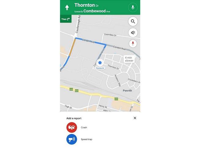 گوگل دو قابلیت جذاب و اختصاصی برنامه Waze را به Google Maps آورد