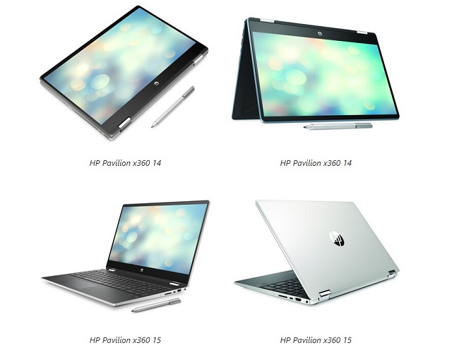 HP نسل جدید از لپ تاپ های Pavilion x360 خود را معرفی کرد؛ سختافزار قدرتمندتر و یک طراحی تازه