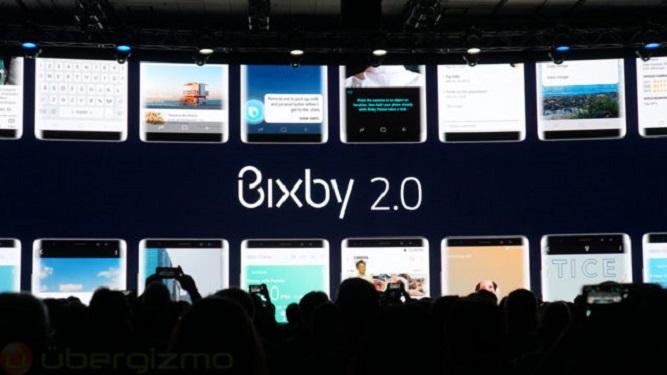 نسخه دوم دستیار هوشمند سامسونگ به همراه Galaxy Note 9 معرفی خواهد شد