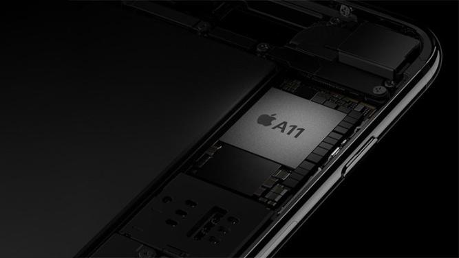 آغاز فرایند ساخت پردازنده های 7 نانومتری برای آیفون های سال 2018