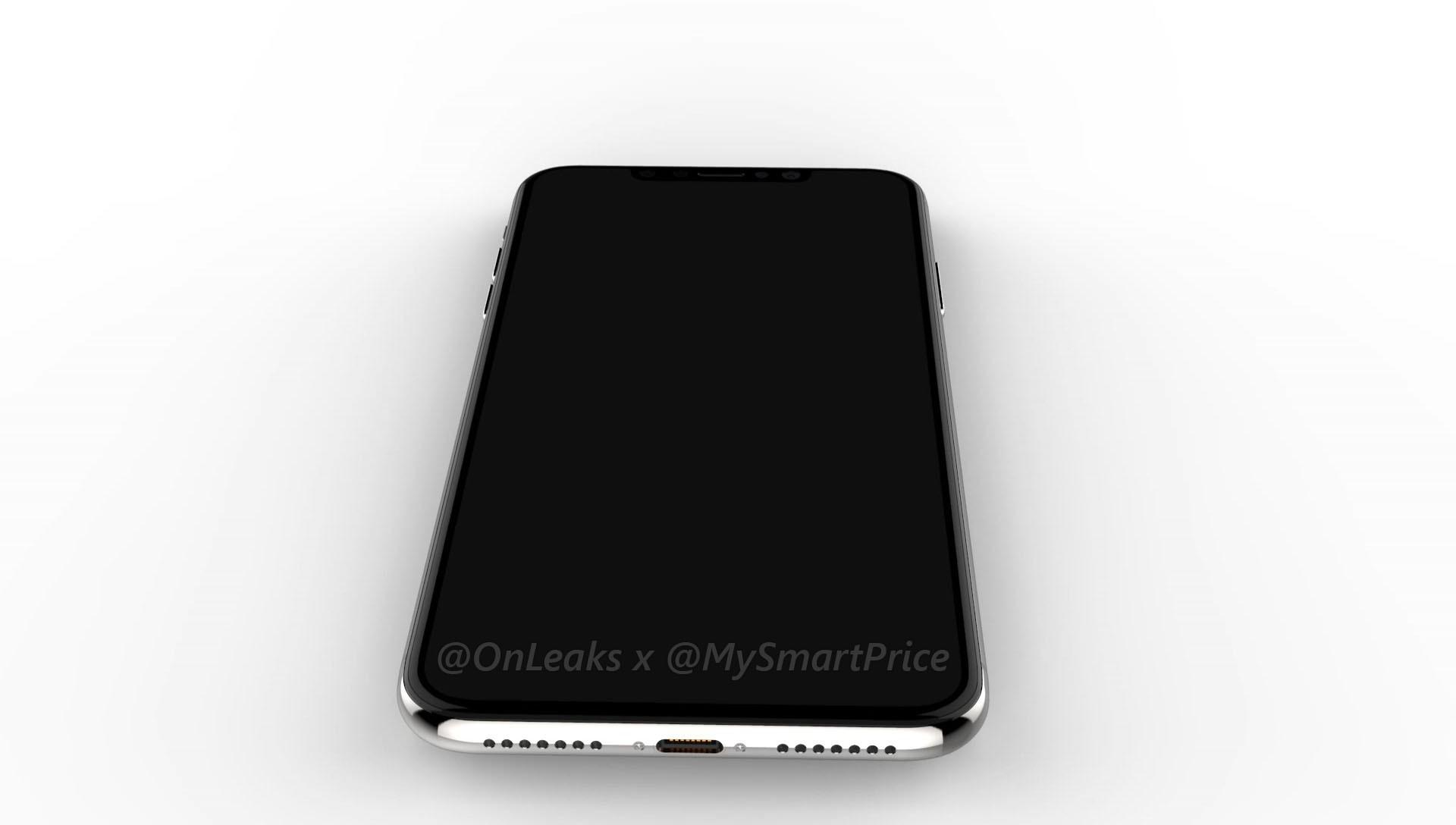 apple s iphone x plus leaked 521376 4 - اپل ، تصاویر آیفون ایکس پلاس لو رفت