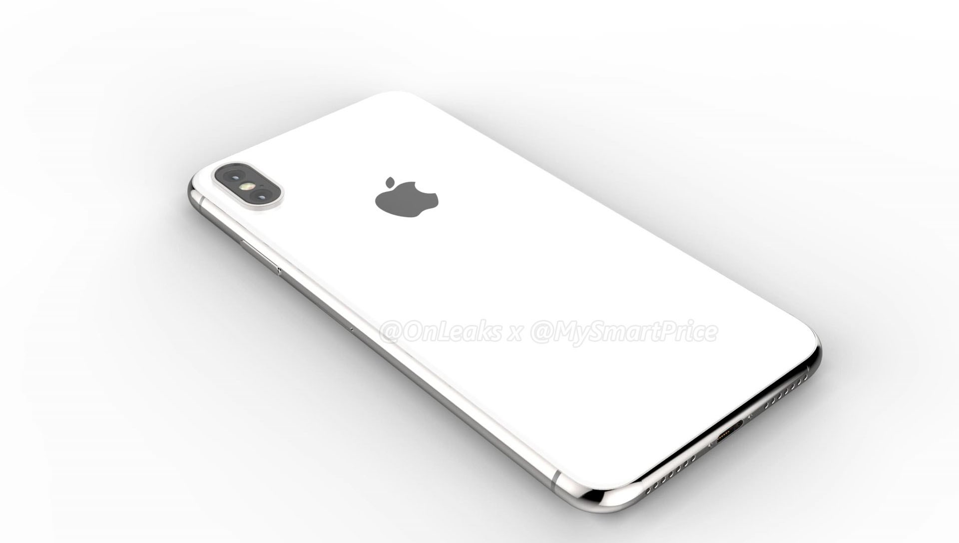 apple s iphone x plus leaked 521376 8 - اپل ، تصاویر آیفون ایکس پلاس لو رفت