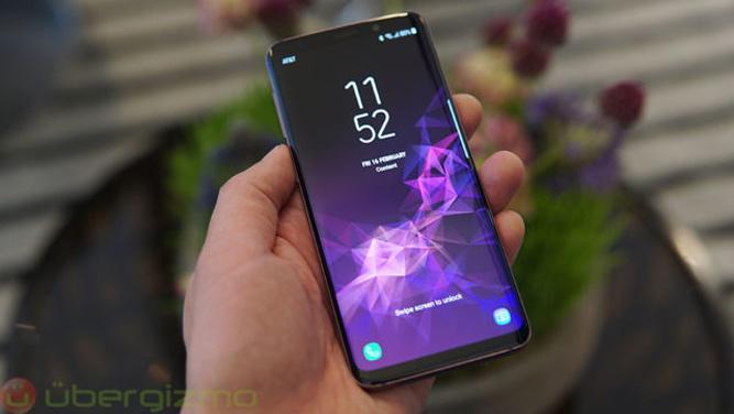 احتمالاً Galaxy S10 سامسونگ با تراکم پیکسلی بالاتری از Galaxy S9 به بازار می آید