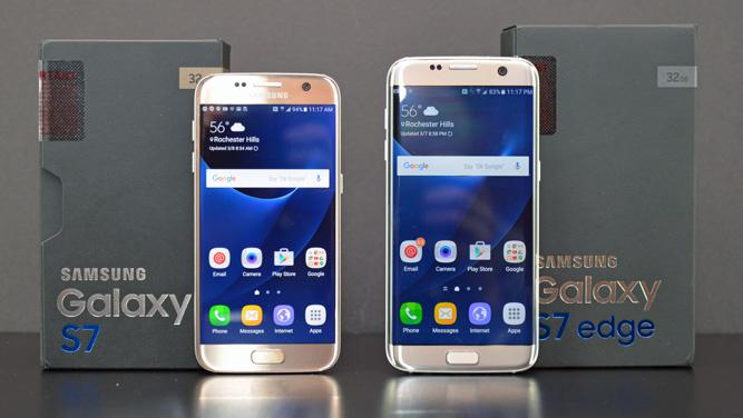 انتشار بروزرسانی Oreo دو گوشی Galaxy S7 و Galaxy S7 Edge از سر گرفته شد