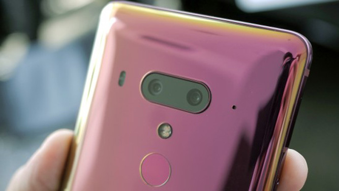 کسب امتیاز ۱۰۳ توسط +HTC U12 در رده بندی DxOMark