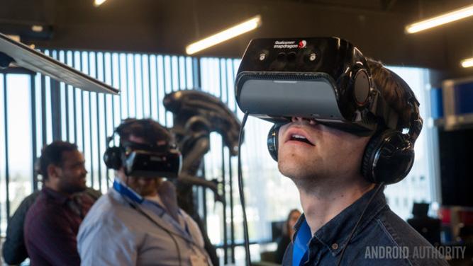 متراکم ترین نمایشگر VR دنیا معرفی شد