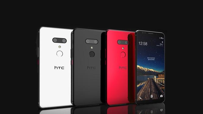 +HTC U12 به صورت رسمی معرفی شد؛ اسنپدراگون ۸۴۵ با دو دوربین دوگانه