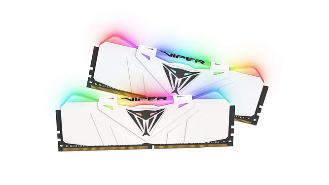 حافظه های جدید Patriot Viper RGB DDR4 عرضه شد