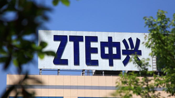 تحریم های ZTE برطرف میشود