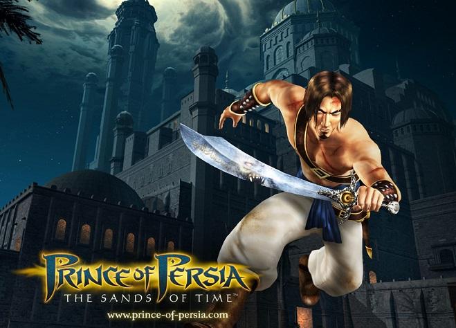 دانلود Prince of Persia 1: The Sands of Time - بازی شاهزاده ایرانی 1: شن های زمان