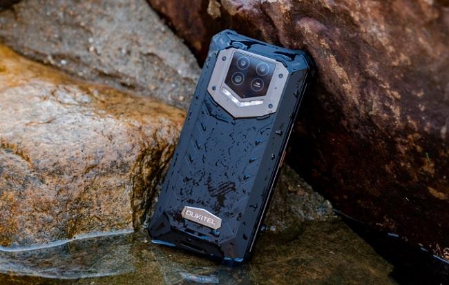گوشی جان سخت 5G با باتری باورنکردنی 15،600 میلی آمپر ساعتی معرفی شد