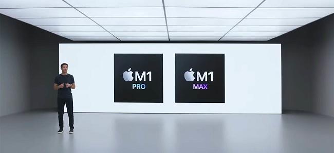 مقایسه توان پردازشی تراشه های اپل M1، M1 Pro و M1 Max