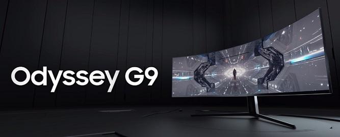 غول گیمینگ سامسونگ Odyssey G9 2021 با ویژگیهای جذاب به میدان آمد