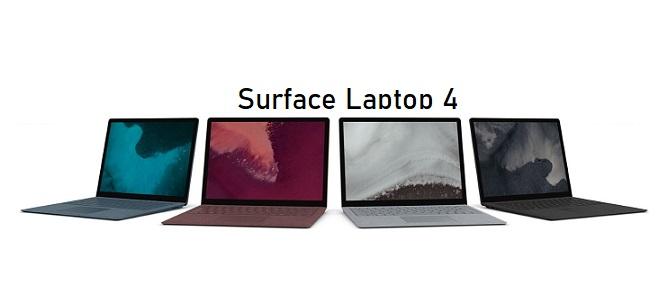 مایکروسافت معرفی کرد: سرفیس لپ تاپ 4 با پردازندههای AMD و Intel معرفی شدند