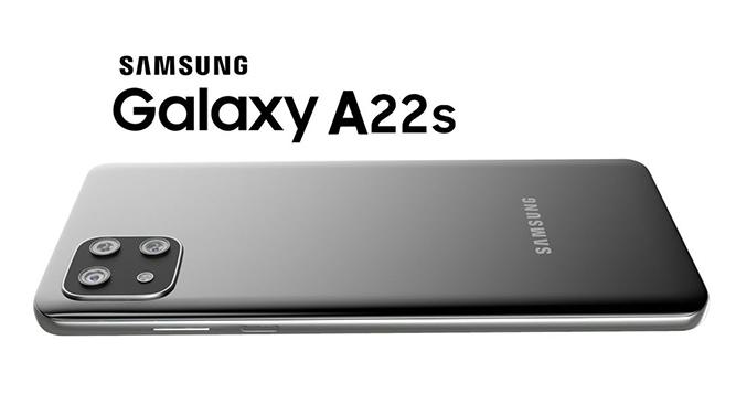 گوشی سامسونگ گلکسی A22s 5G به طور ناگهانی مشاهده شد؛ مشخصاتی مشابه با A22 5G