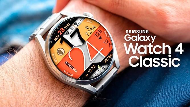 تصویر واقعی از ساعت هوشمند گلکسی واچ 4 کلاسیک سامسونگ لو رفت