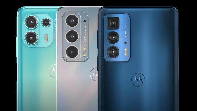 موتورولا گوشیهای سری Edge 20 را معرفی کرد؛ نمایشگرهای OLED و دوربین سه گانه 108 مگاپیکسلی