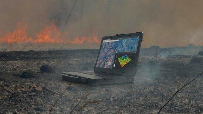 Dell لپ تاپهای جان سخت Latitude 5430 Rugged و 7330 Rugged را معرفی کرد؛ مقاوم در برابر همه چیز