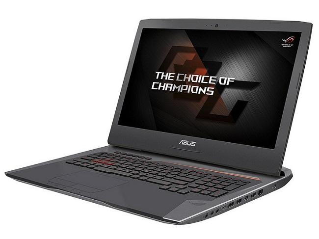 Asus ROG Strix G752VS خرید لپ تاپ