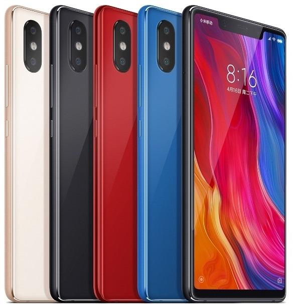 خرید گوشی موبایل Xiaomi Mi 8 SE