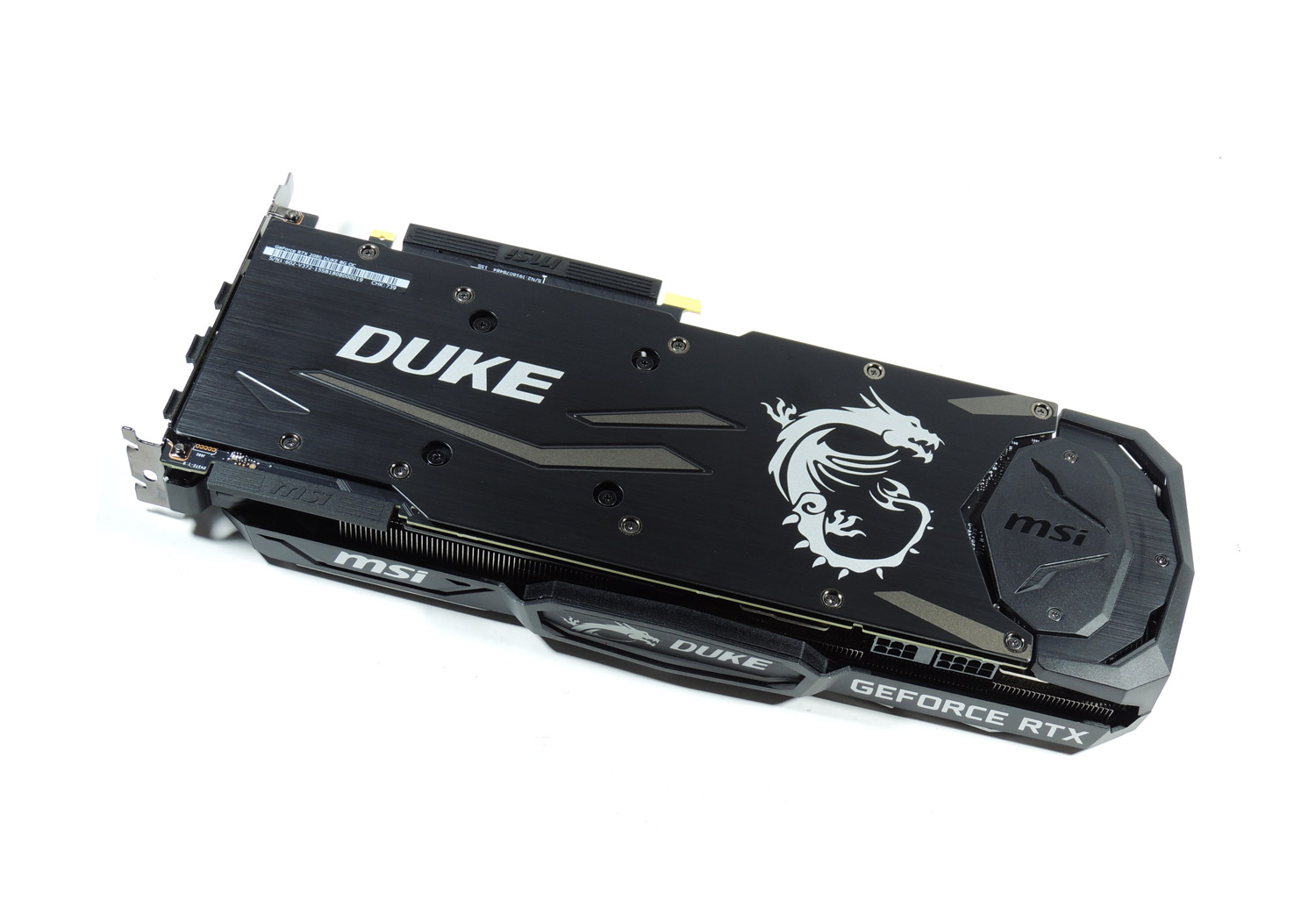 کارت گرافیک MSI GeForce RTX 2080 DUKE OC