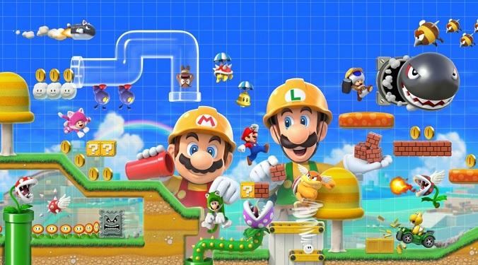تاریخ رونمایی از بازی محبوب Super Mario Maker 2 رسماً اعلام شد