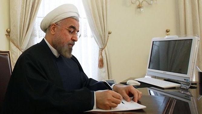 واکنش روحانی به بخشنامه رئیس قوه قضاییه در خصوص صوت و تصویر فراگیر