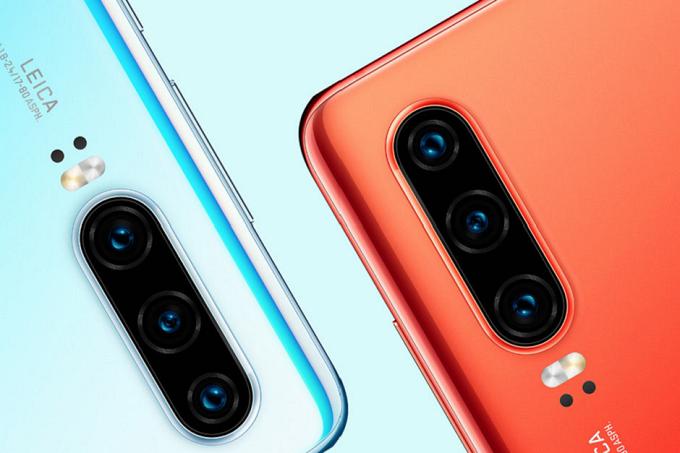 گوشیهای سری Huawei P30