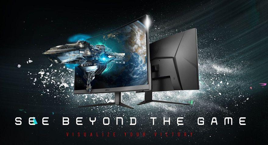 مانیتور گیمینگ MSI Optix G32CQ4 برای خورههای بازی و علاقهمندان به مانیتورهای بزرگ معرفی شد