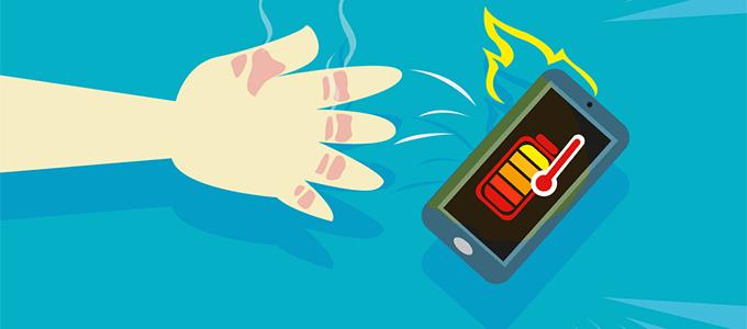 کاهش گرمای گوشی در حین اجرای بازی