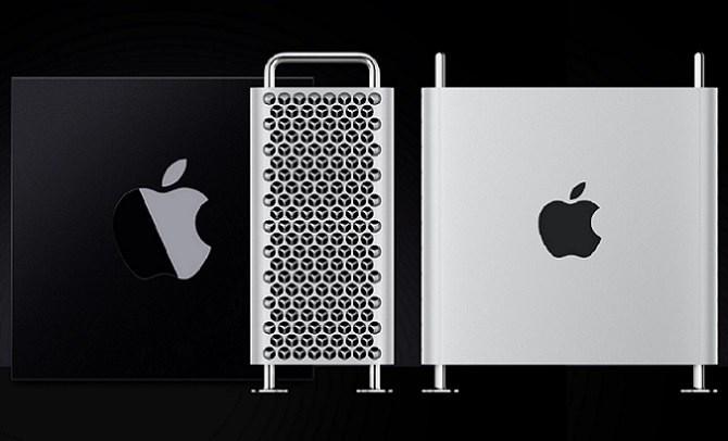 کامپیوتر فوق گران قیمت اپل مک پرو با غول 64 هستهای اپل سیلیکون