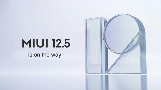 زمان انتشار آپدیت MIUI 12.5 برای گوشی های شیائومی و ردمی