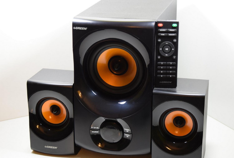 بررسی اسپیکر GREEN GS330-R: صدای باکیفیت ارزان تر از این نمی شود!